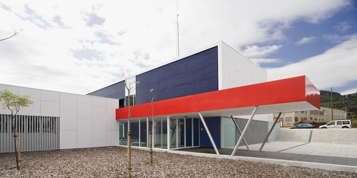 Gallery of Estación de Policía Montblanc / taller 9s arquitectes - 4