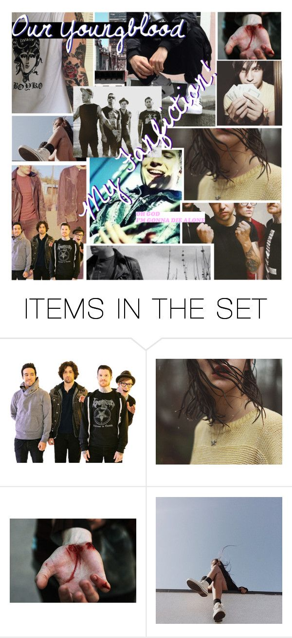 """""""My Fanfiction!! Read D!"""" by dogpersononemillion ❤ liked on Polyvore featuring art and ouryoungblood"""