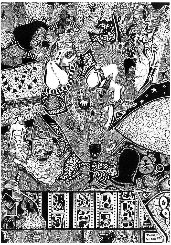 Untitled II (1993) by GORUD.deviantart.com on @deviantART