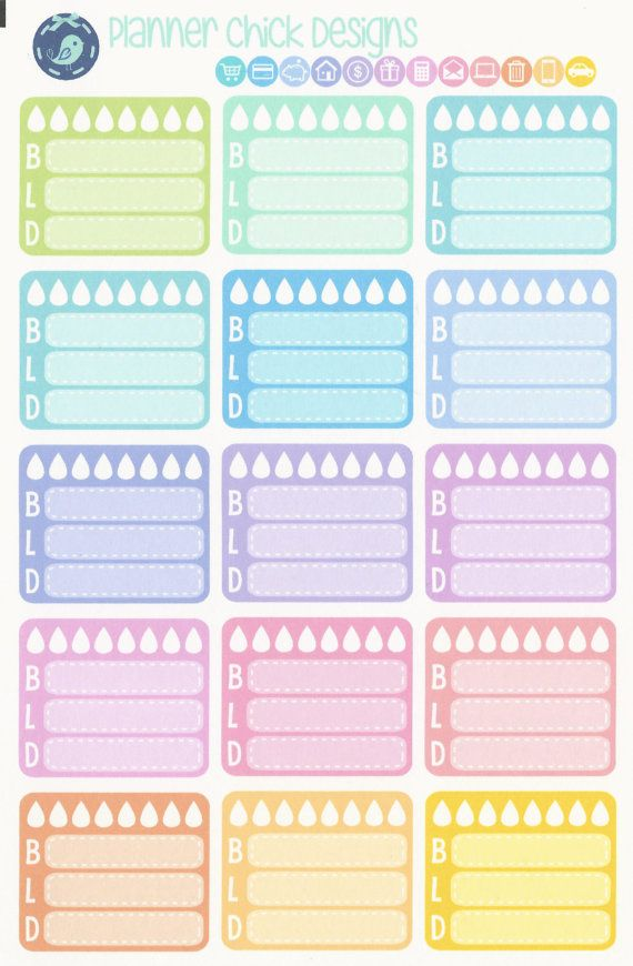 53 best Happy Planner images on Pinterest Happy planner - free daily log