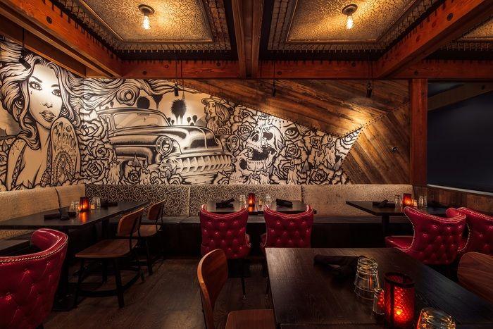 263 best Fancy R images on Pinterest   Bar designs, Restaurant bar ...