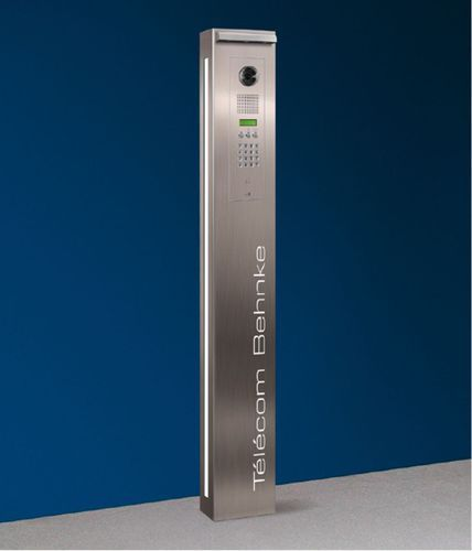 Platine de rue pour visiophone (interphone) TYPE 2 Telecom Behnke GmbH
