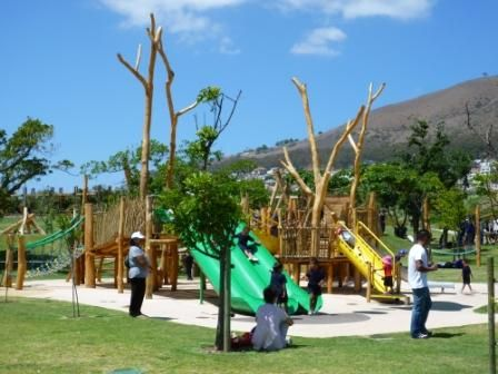 Green Point Park | The Mommy City
