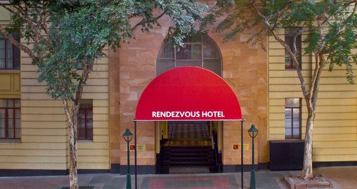 Rendezvous Hotel Brisbane - 4 star, heritage elegance right in the heart of the city. #Brisbane #Queensland #Australia #travel