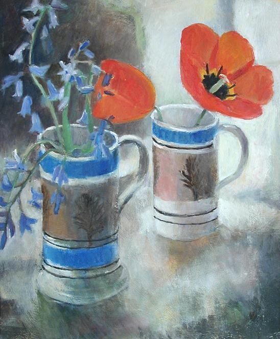 mary newcomb artist | Found on copefineart.co.uk