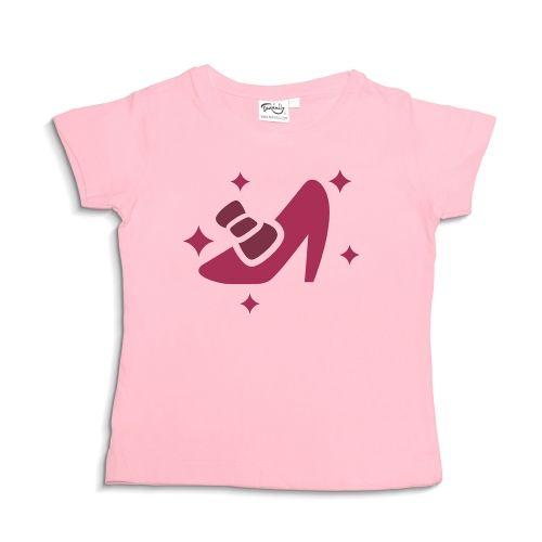 """Camiseta Medieval / niña """"ZAPATO"""""""