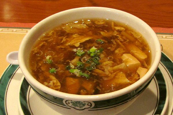 Hot and sour #soup from Quincy Dynasty, Quincy, MA (from hiddenboston.com)