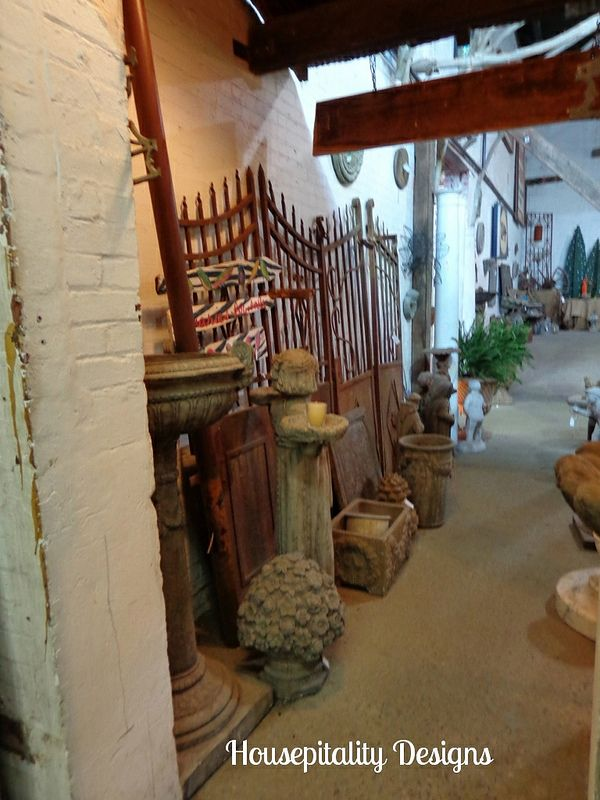 Architectural Salvage Heaven {Black Dog Salvage}