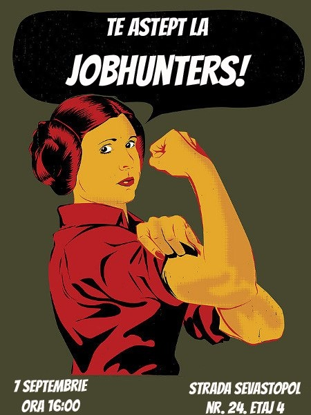 Vineri, 7 septembrie.. Spre binele tau.. in cariera!! http://jobhuntersro.wordpress.com/