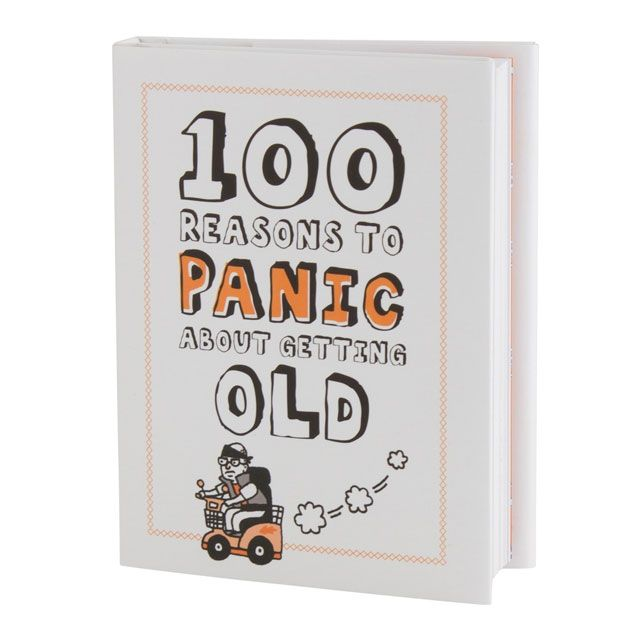 #secretsanta #secretsantagiftideas #kriskringle Wisdom, stability, retirement - all these perks spring to mind when you contemplate the golden years. But now that you're getting older, there might be some other words entering your brain... Doubt, alarm, terror!