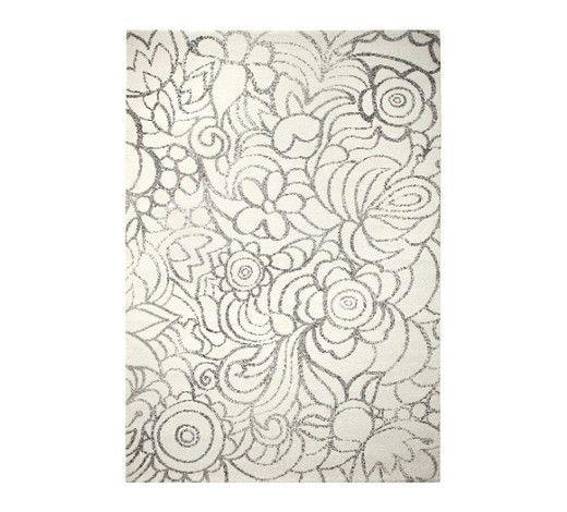 """Der Webteppich """"Madison"""" mit den Maßen von ca. 80 x 150 cm (B x L) wird nicht nur Blumenfreunde und Hausstaballergiker begeistern. Der cremefarbene Teppich mit floralem Muster ist pflegeleicht zu saugen und auch für Fußbodenheizungen geeignet. """"Madison"""" von ESPRIT ist mit den Prüfzeichen Ökotex und Textiles Vertrauen zertifiziert. Entdecken Sie diesen Teppich in unserem Online Shop!"""