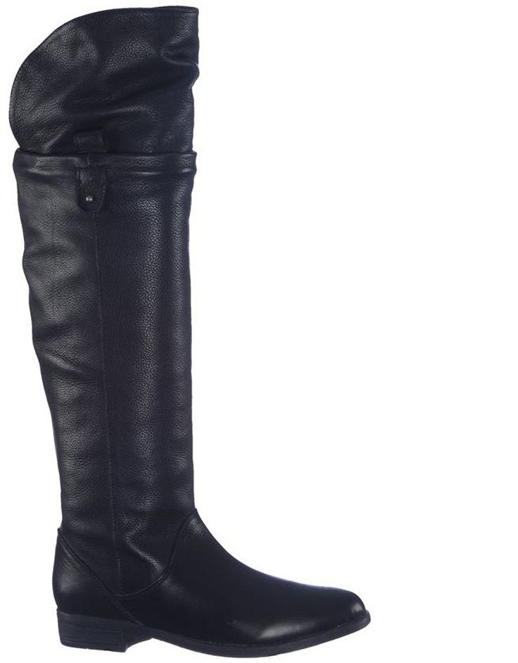 Cizme inalte cu toc jos pentru femei marca Bonneville Fete: piele naturala Interior: textil + piele naturala Talpa: sintetic Inaltime caramb: 55 cm Toc: 3 cm
