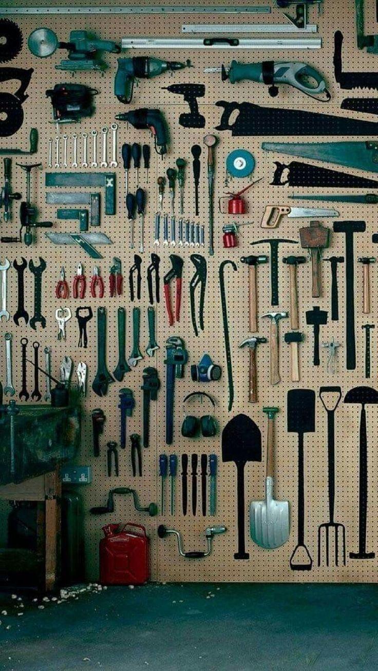 48 Amazing DIY and Hack Garage Storage Organization