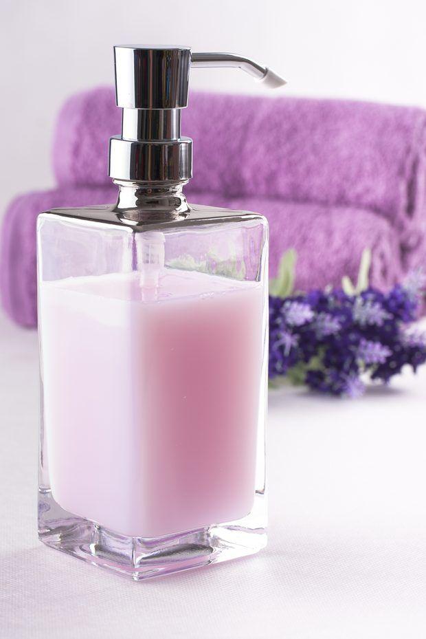 Como fazer sabonete líquido hidratante