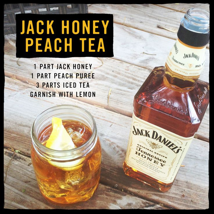 Turn up your tea. #SummerSwarm #PhotoContest #CocktailRecipes #Drinks #JackDaniels