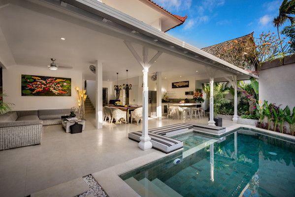 Modern 4-Bedroom Pool Villa, Seminyak  in Seminyak, Bali, Indonesia