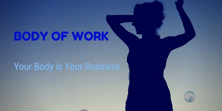 bit.ly/bodyofworkseminar - a chance to integrate your body, business, lifestyle to allow you to let go of the work/life balance stress..... and finally have the time to do it all!  SIGN UP NOW at bit.ly/bodyofworkseminar