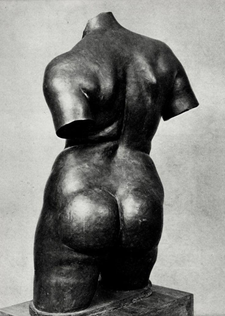 Aristide Maillol - Torso, ca. 1906