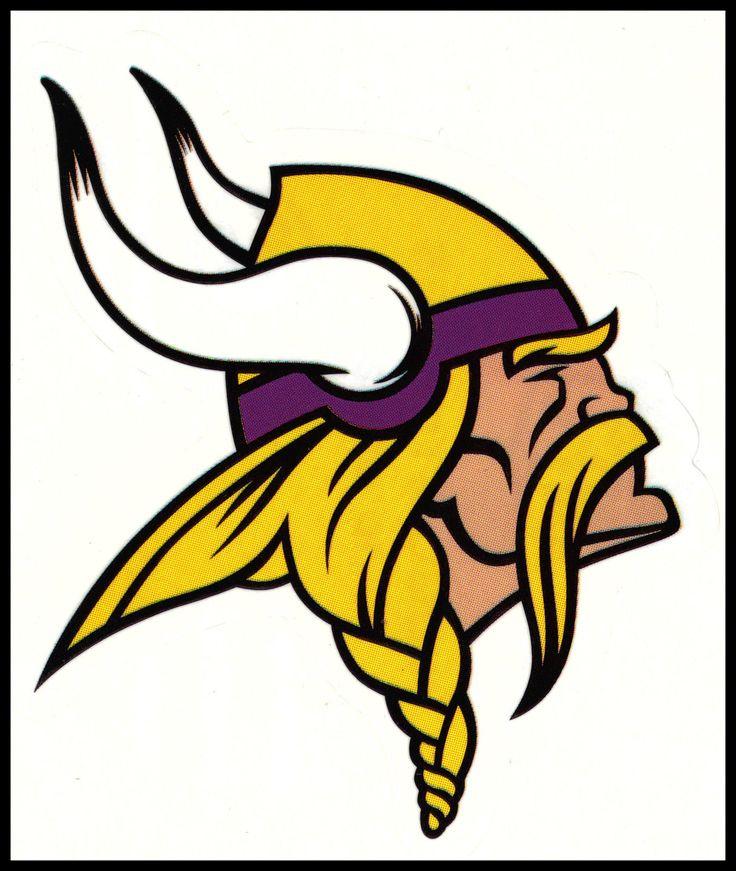 Details about minnesota vikings football nfl team logo
