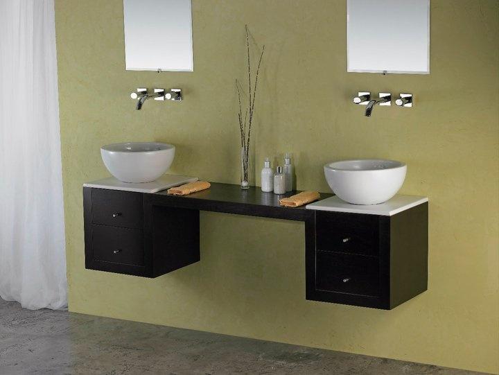 Bacha Para Vanitory Baño:de pared, bacha de apoyar y mueble colgante: Bacha De, Ideas Para
