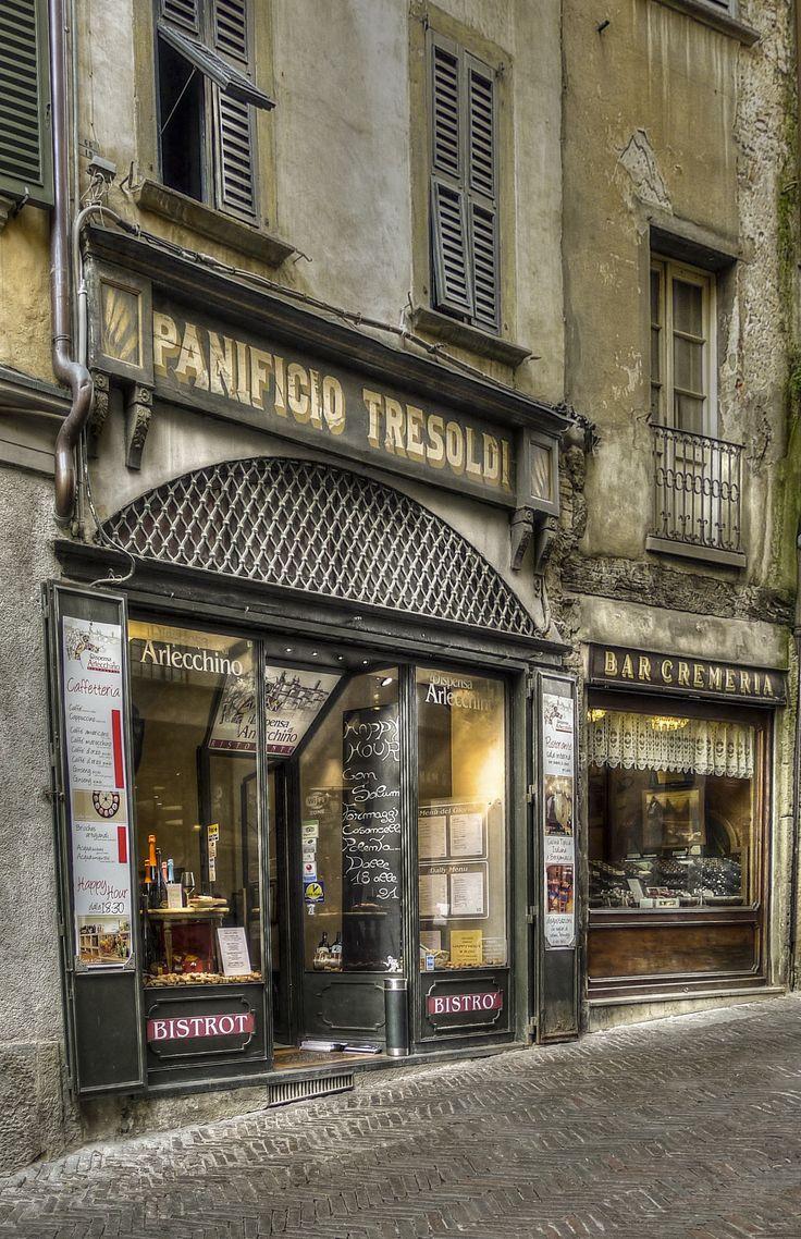 Panificio Tresoldi - Bergamo by Max Jensen on 500px