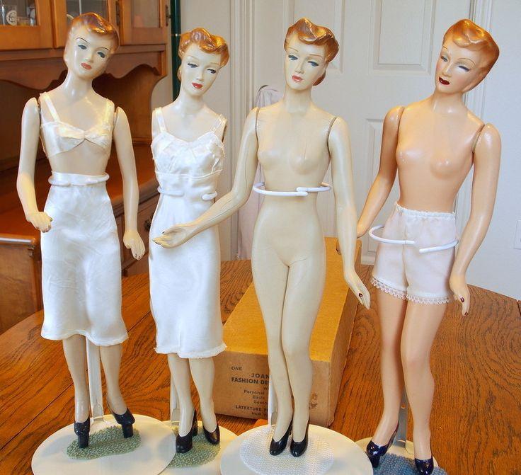 les 45 meilleures images du tableau vintage miniature mannequin doll sur pinterest cire. Black Bedroom Furniture Sets. Home Design Ideas
