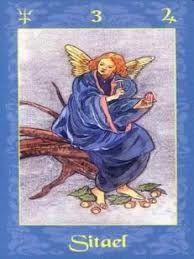 Ángeles Shariel: El ángel del día 03 de Junio: SITAEL