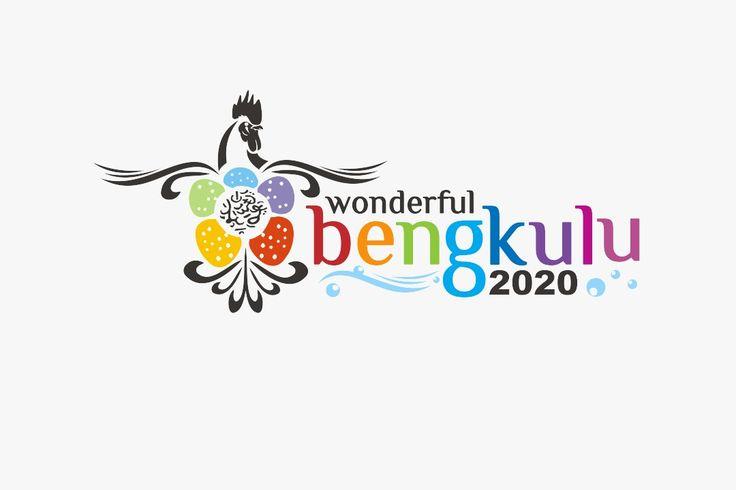 Logo Visit 2020 Wonderful Bengkulu