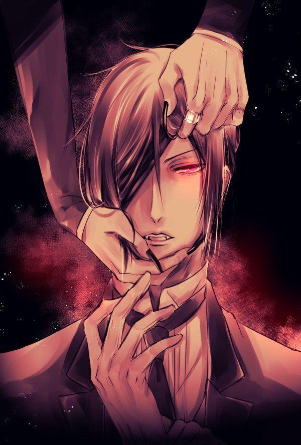 Sebastian - Kuroshitsuji/ Black Butler