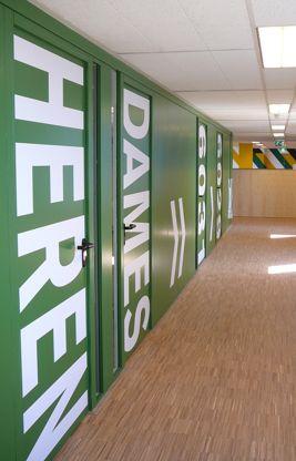 inrichting kantoorruimte Amsterdam door www.studio1019.nl