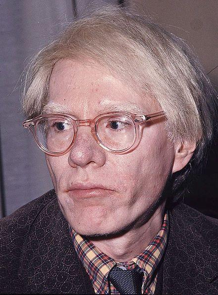 Wikipedia.org/ Andy Warhol--POP ART