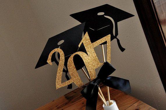 Decoración fiesta de graduación.  Hechos a mano en 2-3 días