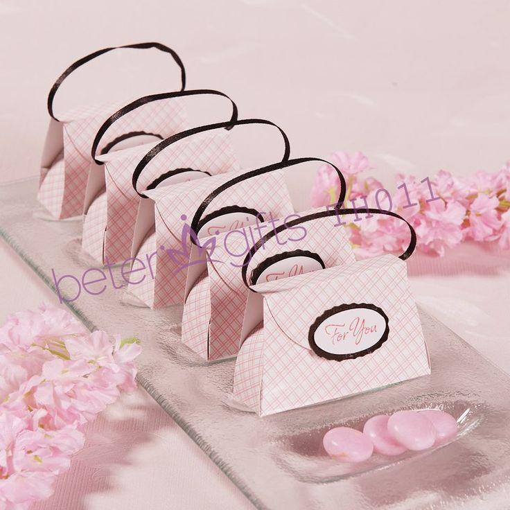 """『ピンク- 格子柄財布"""" の好意のボックス        http://aliexpress.com/store/product/Free-Shipping-100box-Pink-Flip-Flop-Bottle-Opener-wedding-bomboniere-WJ058-B/513753_1719869702.html         #結婚式の好意 #花嫁 #festa #お土産 #卸し  #presentes"""