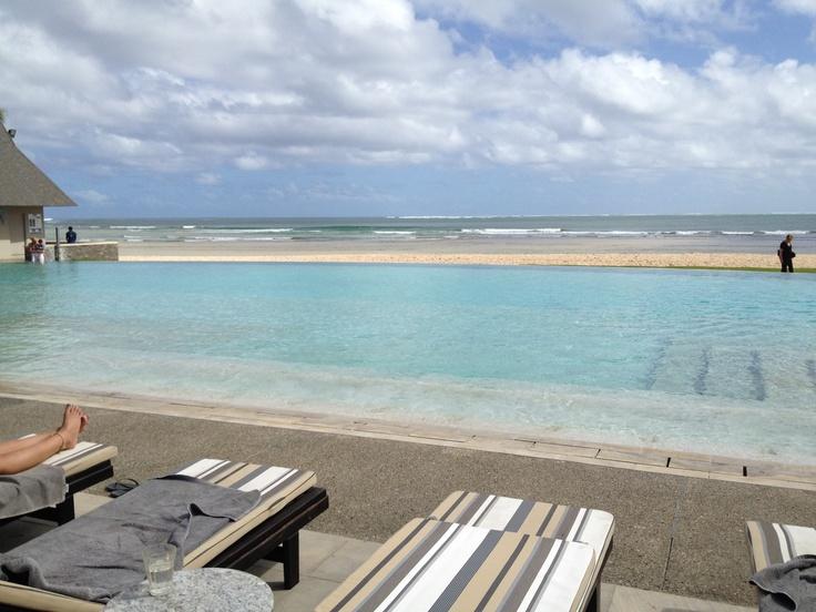 Intercontinental fiji's pool