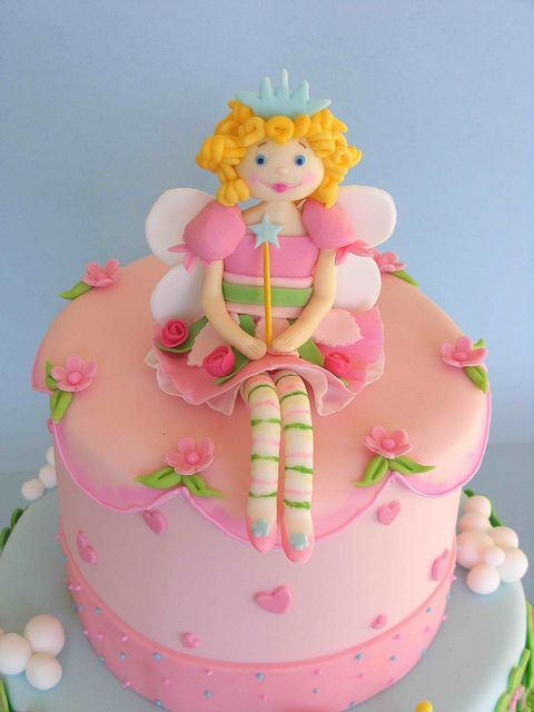 Princess Lillifee cake | Flickr - Photo Sharing!