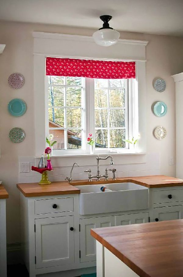 Canadian cottage kitchen style i love the handmade roman for Cath kidston kitchen ideas