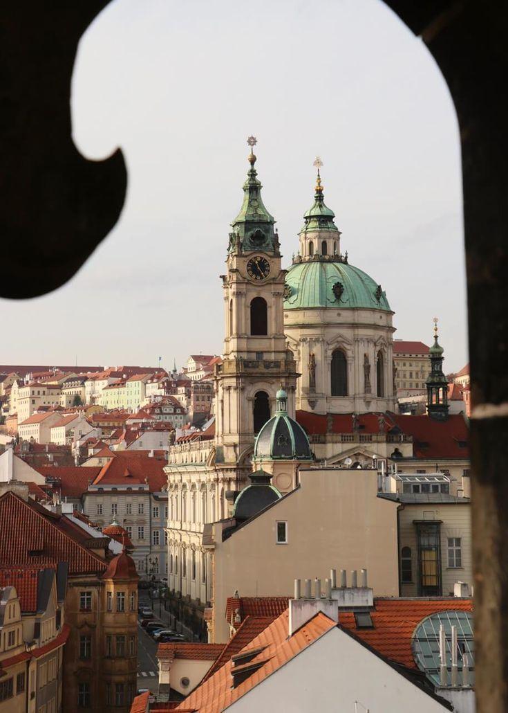 6 Unmissable View Spots In Prague Czech Republic Spin The Windrose Prague Travel Most Beautiful Cities Prague