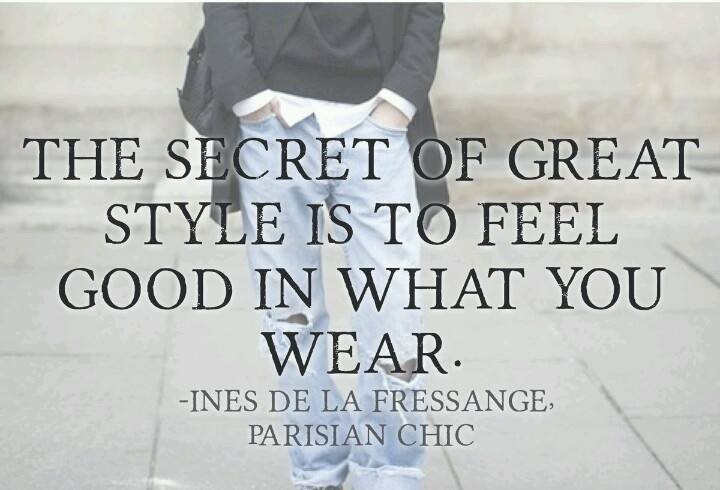 fashion quotes | Casual Style | Pinterest | The secret ...