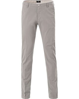 BOSS Rice3-D Chinos Open Grey