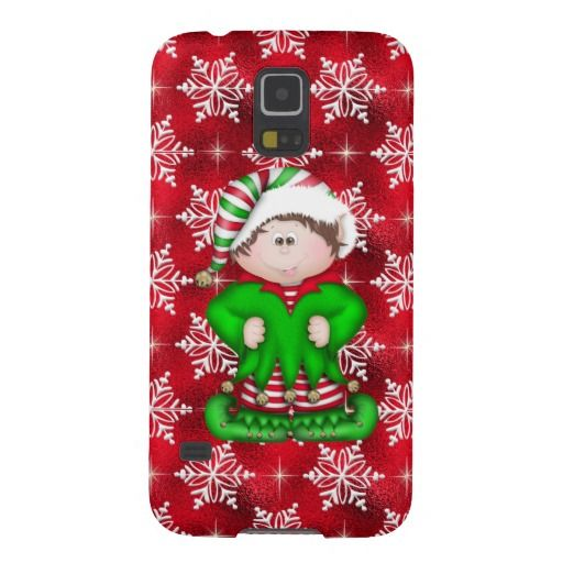 Christmas Elf Samsung Galaxys5 Barely there case Galaxy S5 Case