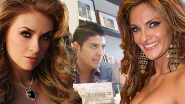 La actriz y cantante Mariana Seoane se dice sorprendida de haber organizado un complot para que despidieran a Aracely Arámbula de la obra Perfume de Gardenias.