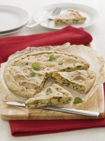 Donna Moderna: Torta di zucchine con pasta matta Foto 5