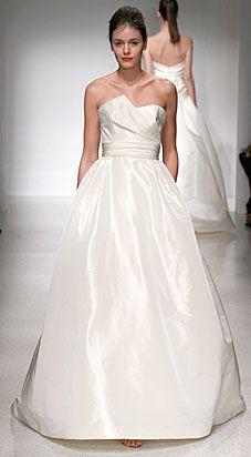 Lauren, Amsale Bridal, Wedding Dress