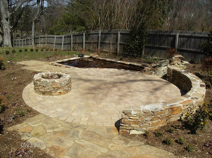 This is an interesting combination of koi pond waterfall for Pond stones landscaping