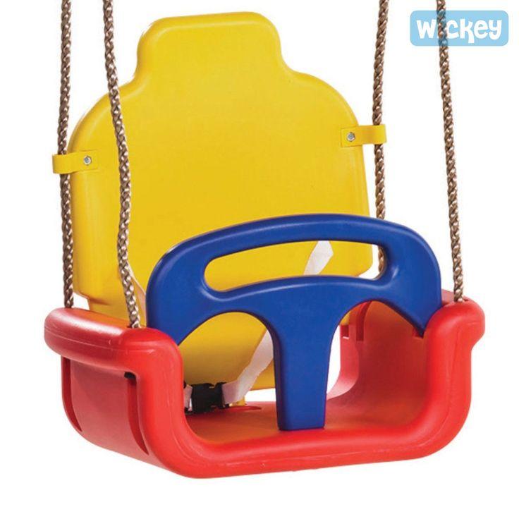 Babyschaukel verstellbar,   Sicherheits Babyschaukel 3 in 1