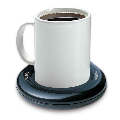 Mug Warmer = An ideal gadget to help you keep your favorite beverage hot wherever you are: http://www.nursebuff.com/2014/09/best-gadgets-for-nurses/