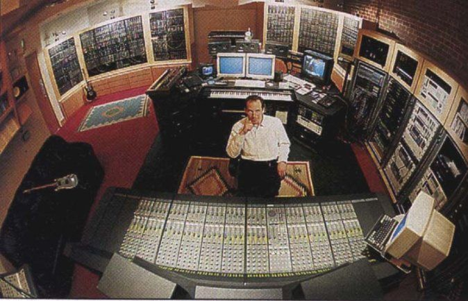 17 best ideas about hans zimmer studio on pinterest for Zimmer 0 studios elda