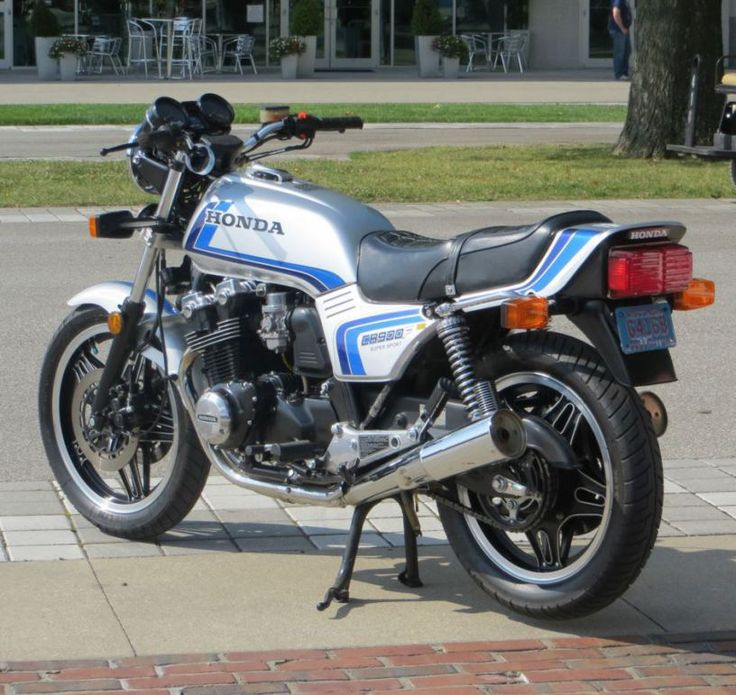 Honda Cb 900f Specifications Ehow: 554 Best Images About CB750F CB900F CB1100F CB750K CB750C