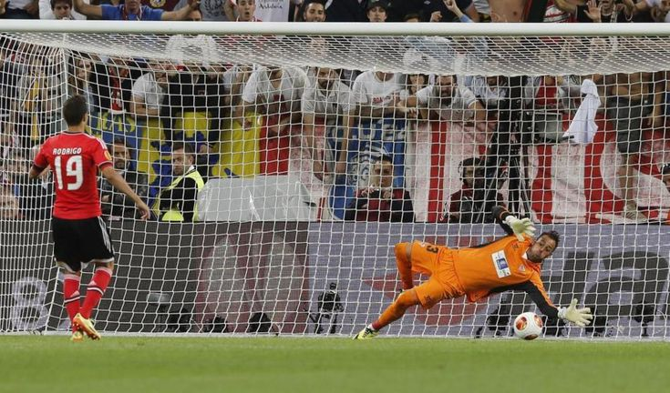 Sevilla campeón de la Europa League 2013/2014 #futbol