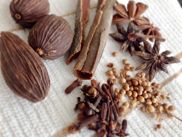 5 spices used in making pho broth: Cardamom, cinnamon, star anise, coriander seeds, cloves. How Best To Add Spices When Making Pho Broth? By LovingPho.com: Helping entrepreneurs open and run their own pho restaurants.